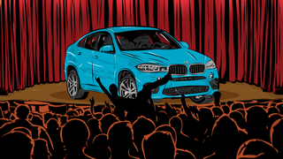 The BMW X6 M Is 567 Horsepower Of Useless, Lovable Madness