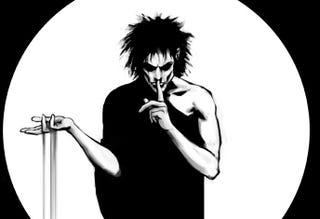 Illustration for article titled Neil Gaiman Explains Why Sandman Isn't Part Of The DC Movie Slate
