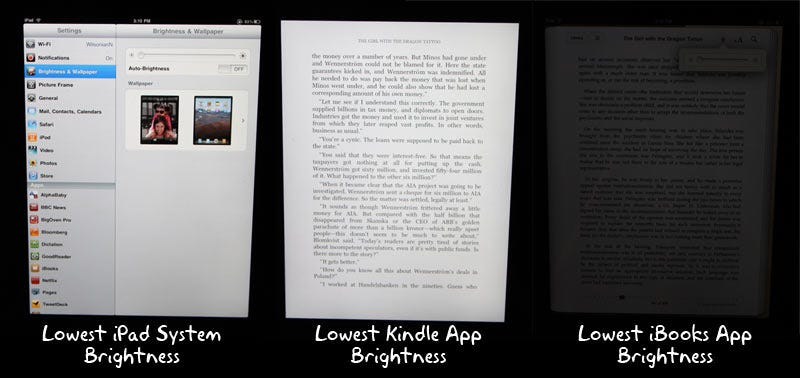 Illustration for article titled How Apple Screws Every Ebook App But iBooks Updated