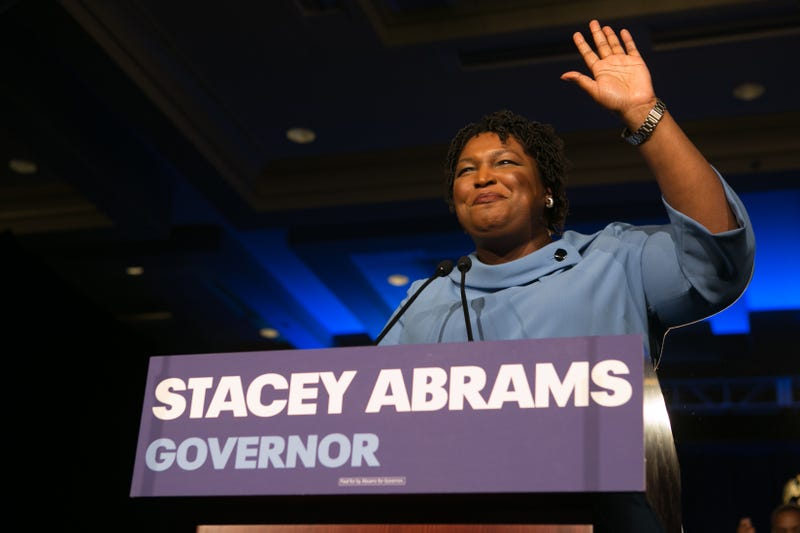 Illustration for article titled Stacey Abrams Ends Campaign for Governor of Georgia
