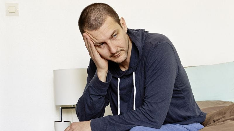 Illustration for article titled Hungover Man Horrified To Learn He Made Dozens Of Plans Last Night