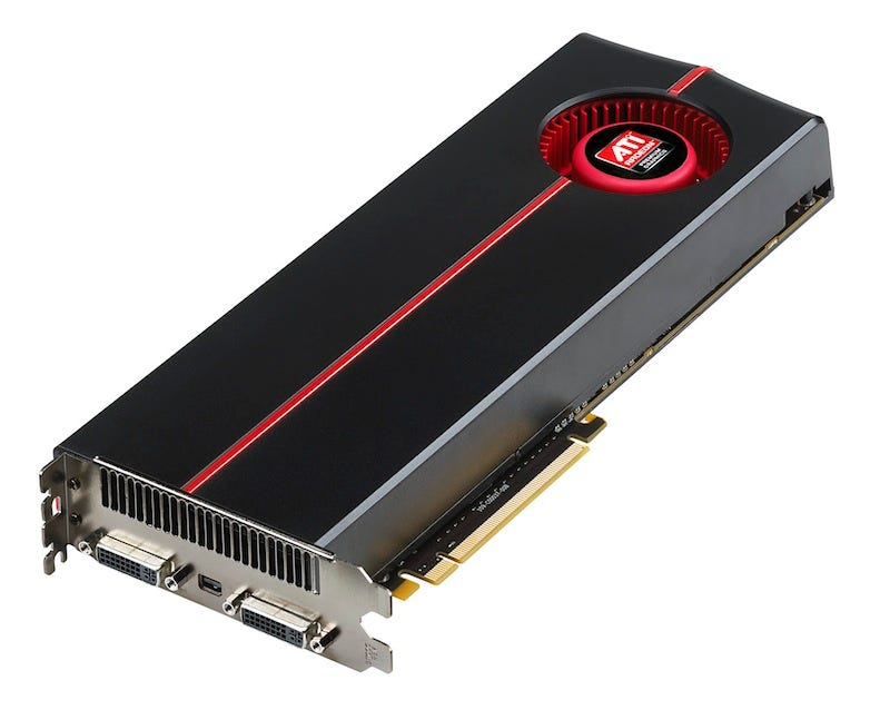 Illustration for article titled ATI Radeon HD 5970: The World's Fastest Graphics Card