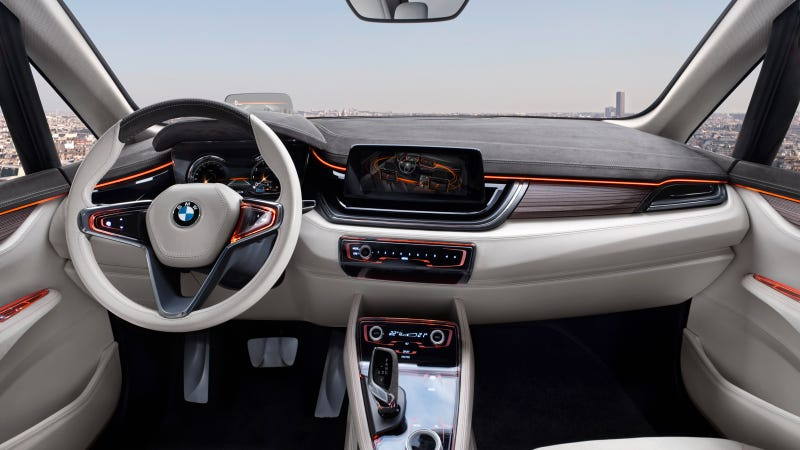 Illustration for article titled BMW Pictures