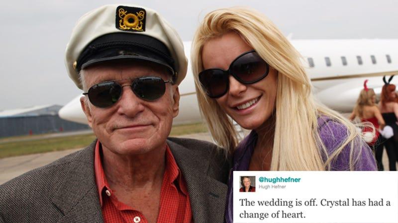 Why Did Crystal Harris Call Off Her Wedding To Hugh Hefner