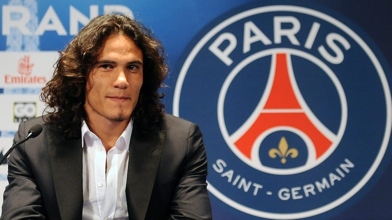 Illustration for article titled What Edinson Cavani's Move To PSG Means For European Soccer