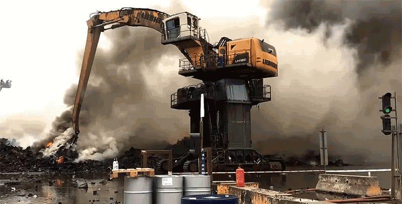 giant excavator - photo #42