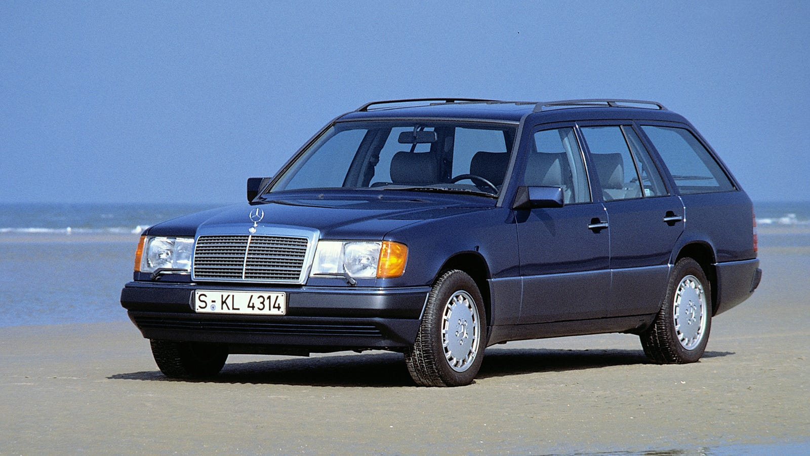Jeopardy! Finalist Austin Rogers Hatches Elaborate Plan To Travel The World In A 1991 Mercedes-Benz Wagon