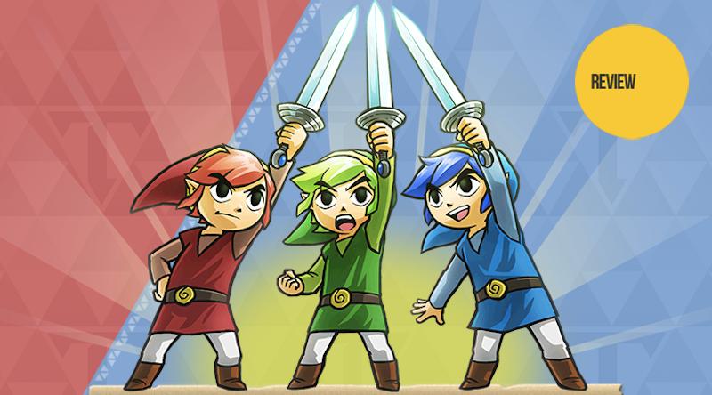 Illustration for article titled The Legend of Zelda: Tri Force Heroes: The Kotaku Review