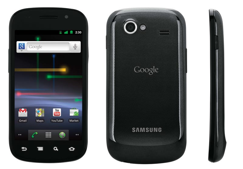 Illustration for article titled Samsung Nexus S: The New Official Google Phone