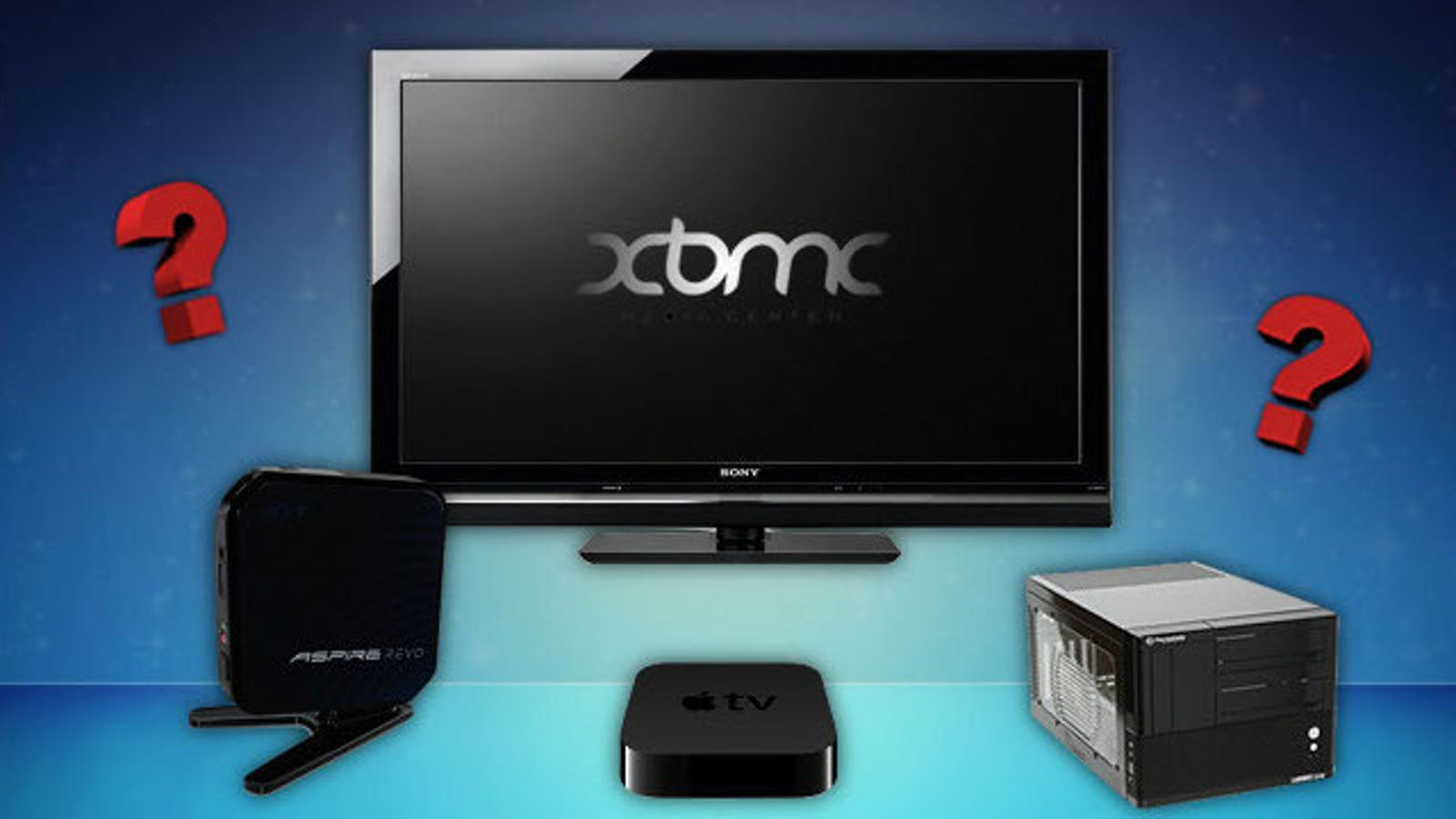 What Should I Use for My Home Theater PC: Apple TV, Nettop, Old ...