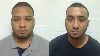 Derrick Stafford and Norris Greenhouse Jr. Louisiana State Police