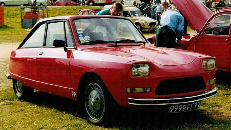 These Are The Craziest Wankel Cars Ever Made (That Aren't