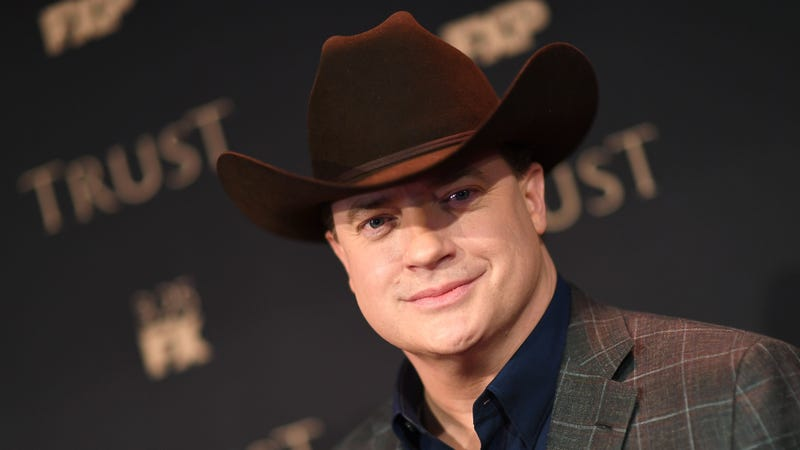 Illustration for article titled Brendan Fraser says the HFPA just laughed off his harassment claim