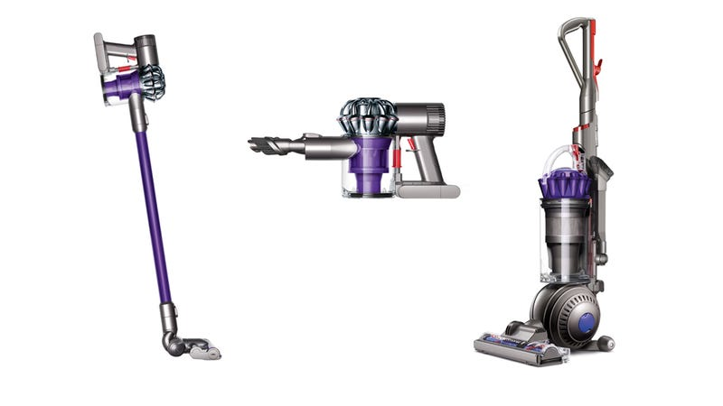 Illustration for article titled Dyson's New Vacuum Cleaners Make You Feel Like a Superhero