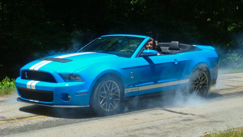 2011 Shelby Gt500 First Drive