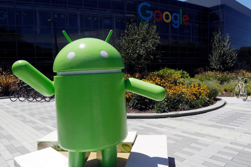 Android siempre sabe dónde estás aunque no quieras
