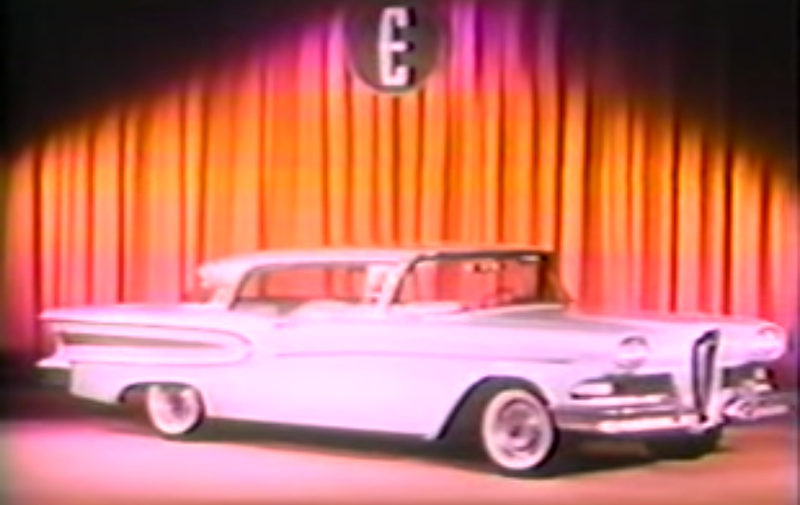 Illustration for article titled Watch This Confidential Introduction To The Edsel, Only 60 Years Too Late