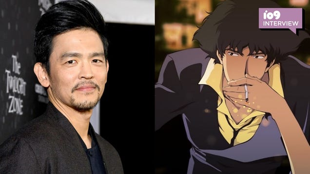 Of Course John Cho Gets to Be  Super Fucking Cool  in Cowboy Bebop