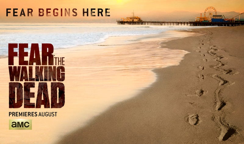 Illustration for article titled Groupwatching Fear of the Walking Dead: Premieres on August 23