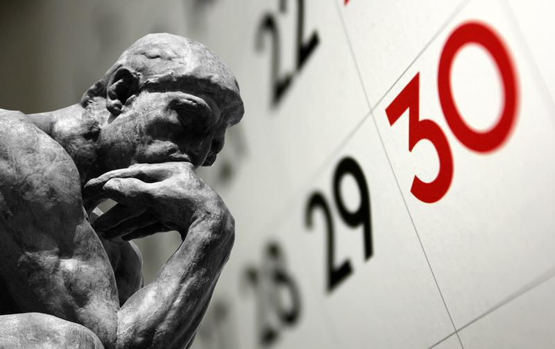 Cómo calcular mentalmente en qué día de la semana cae cualquier fecha
