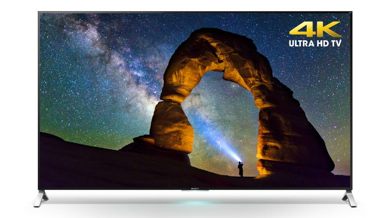 Illustration for article titled Sony's New UHD TVs Will Run on Android TV