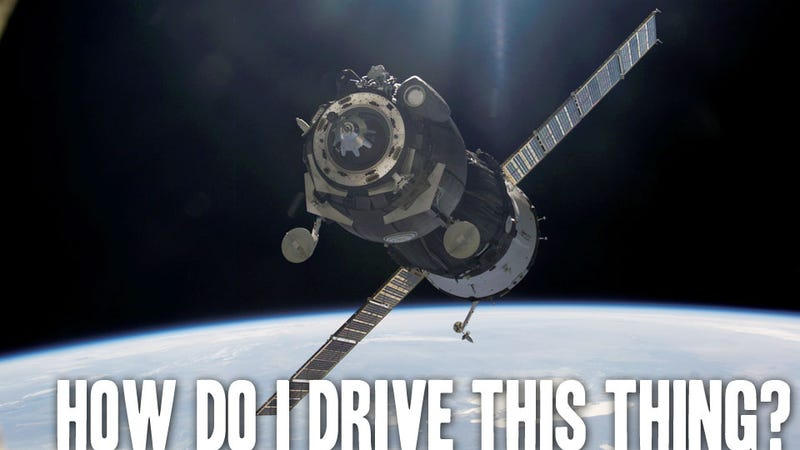 Illustration for article titled How To Fly A Soyuz Space Capsule