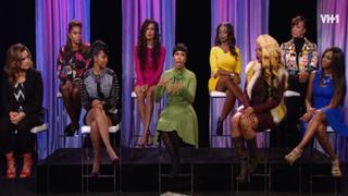 Cast members of Sorority SistersVH1