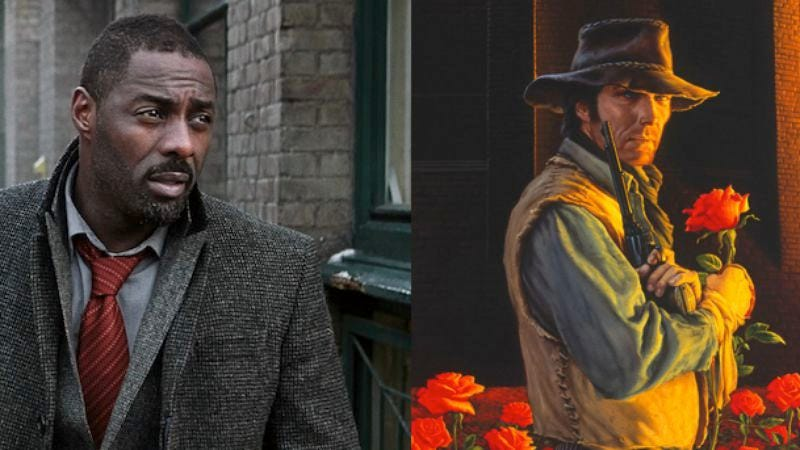 Illustration for article titled Idris Elba might play Roland Deschain in the Dark Tower adaptation