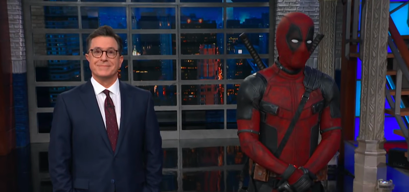 Stephen Colbert, Deadpool