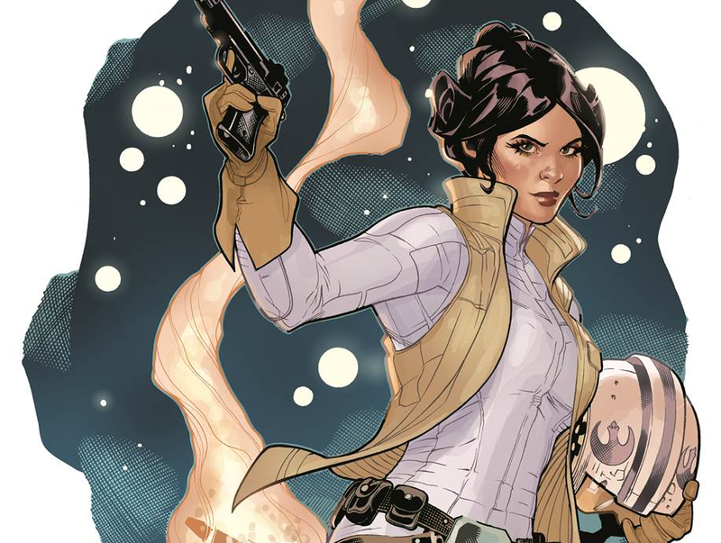 Illustration for article titled Here's A Look At Marvel's Star Wars Comics