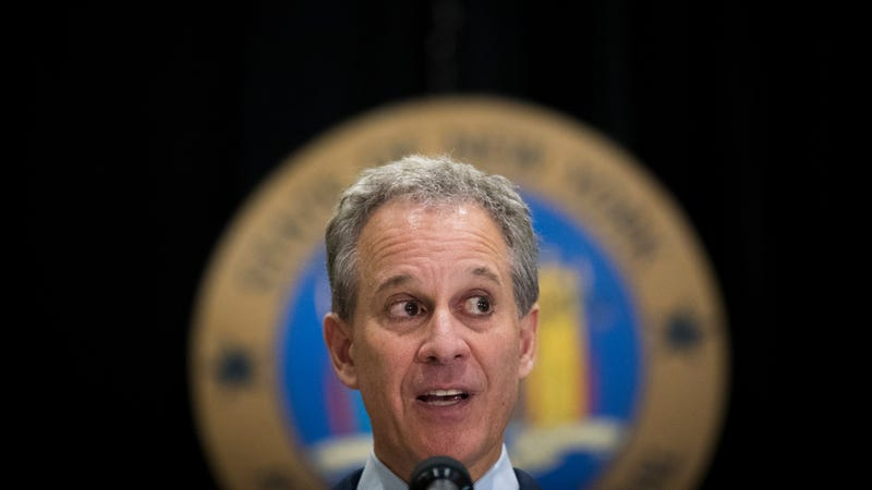 New York Attorney General Eric Schneiderman. Photo: Getty