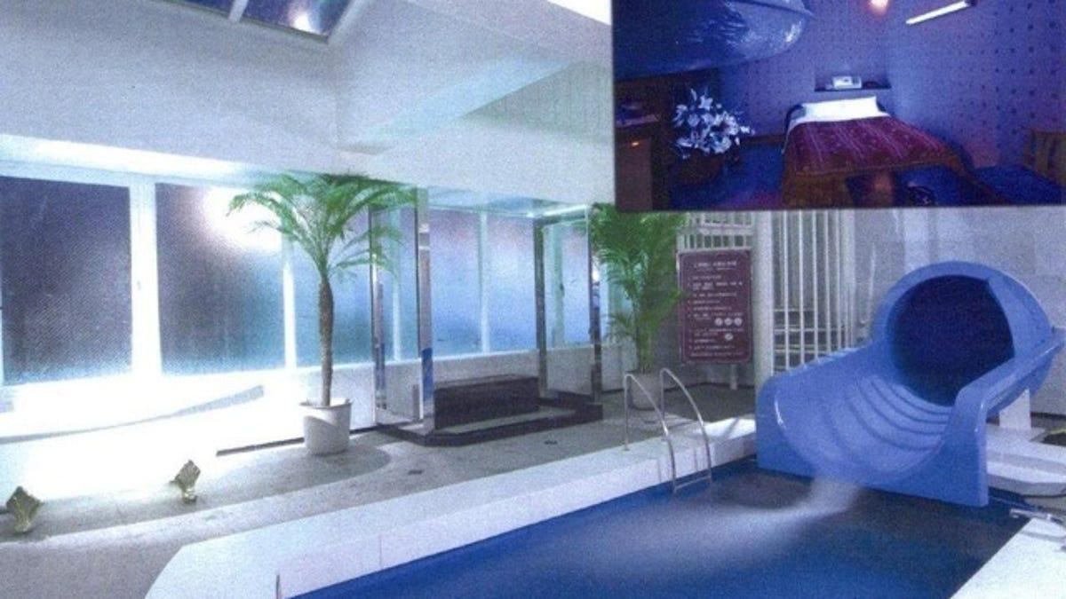 Inside Japan\'s Pleasure Hotels