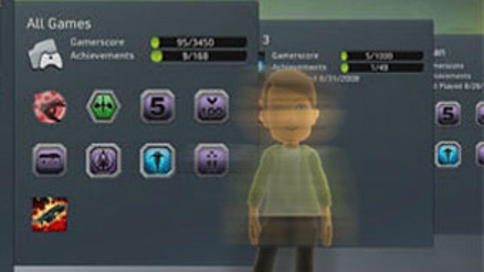 Xbox Live Team Working On Their 360 Dash Speed