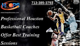 Illustration for article titled Professional Houston Basketball Coaches Offer Best Training Sessions