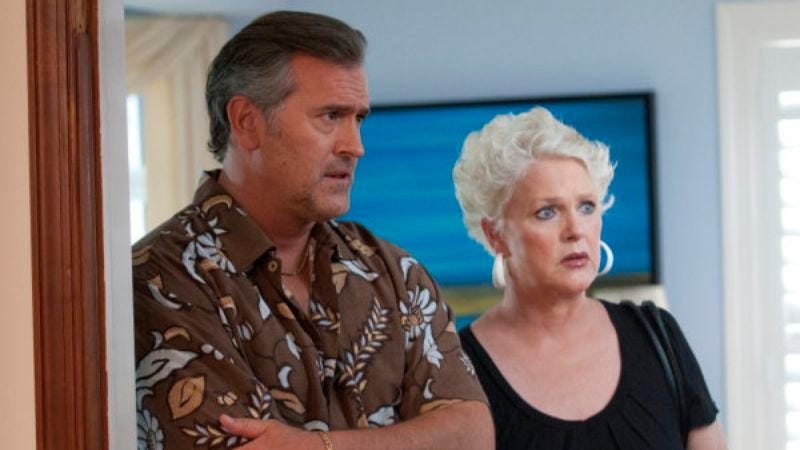 """Illustration for article titled Burn Notice: """"Center of the Storm"""""""
