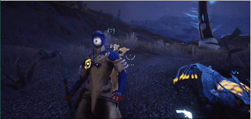 Warframe s fish are acting a little strange sound books for How to fish in warframe