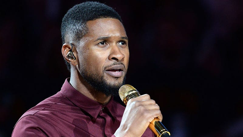 Illustration for article titled Usher's Son to Usher: You Are the Worst Singer