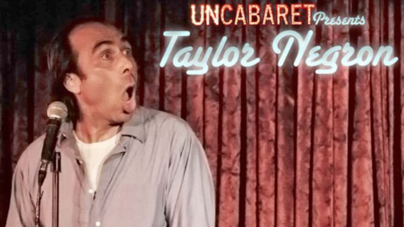 Illustration for article titled Taylor Negron isn't exactly himself on this posthumous collection