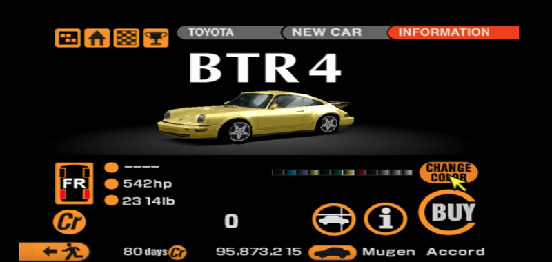 The Lost Cars Cut From Gran Turismo 2