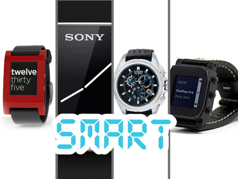 Illustration for article titled Which Smart Watch is the best?