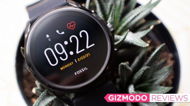 Fossil s First Cellular Smartwatch Fails to Live Up to Its Promise