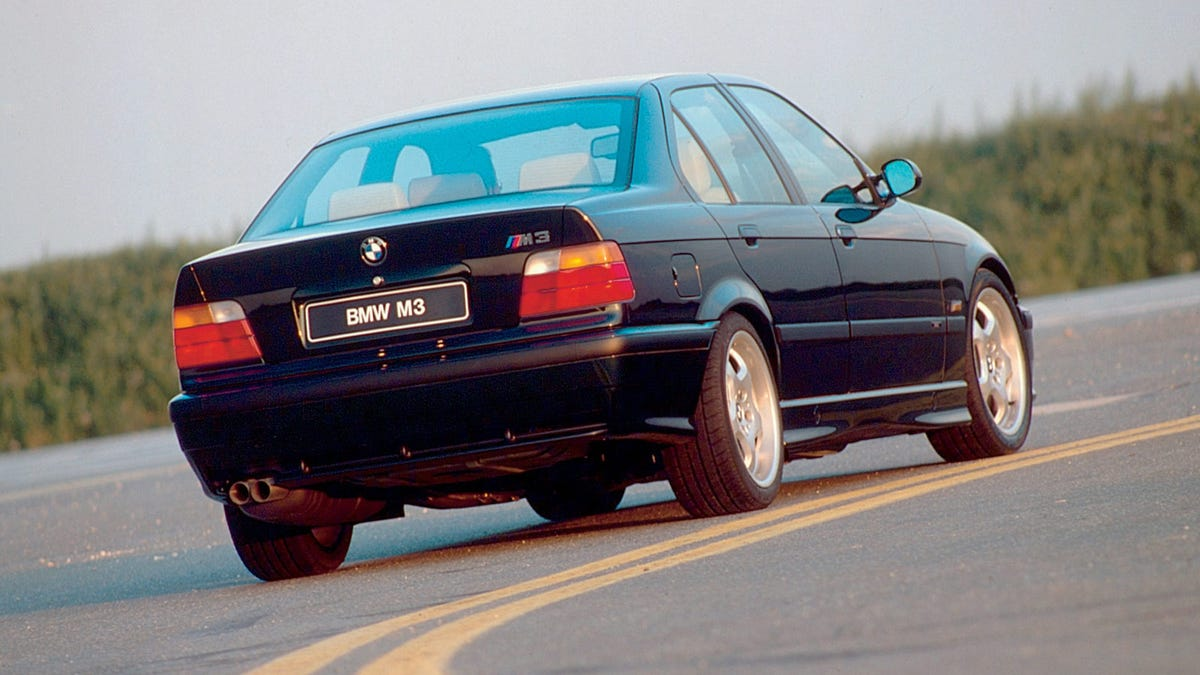 When Will The BMW E36 Get Its Day In The Sun?