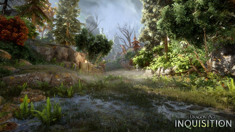 Illustration for article titled Dragon Age Inquisition: Holy Mother of...