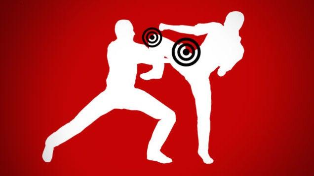 4 Simple Self Defense Techniques