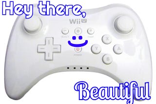 Illustration for article titled In Defense of the Wii U Pro Controller