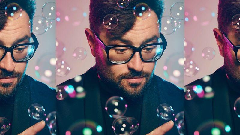 Eliot Glazer (Photo: Matt Monath)