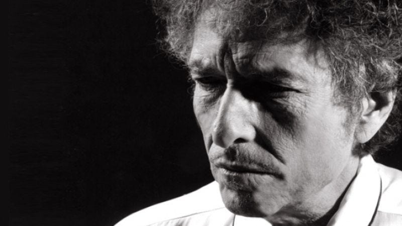 Bob Dylan triples down on his late-career reinvention as a crooner