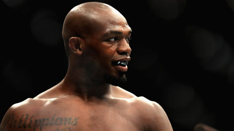 Jone Jones's B Sample Before UFC 214 Confirms Failed Drug Test