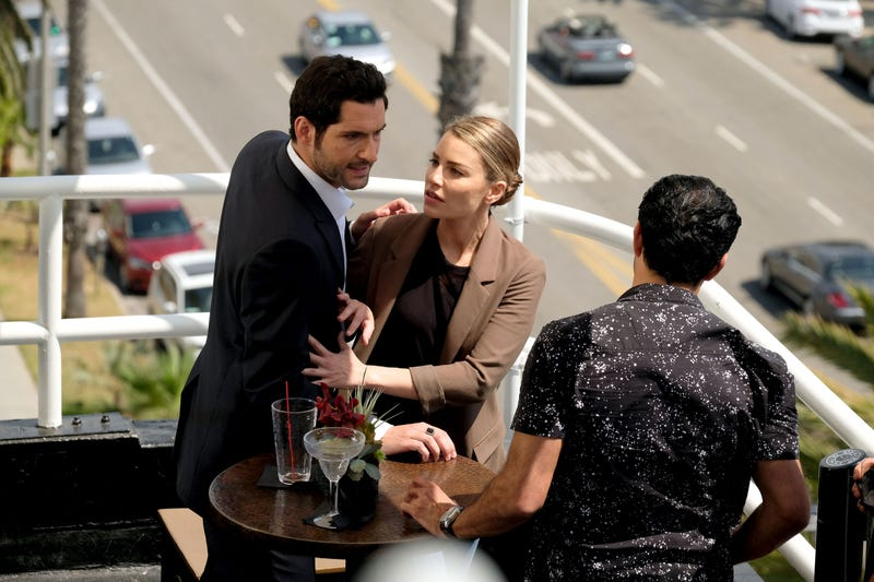Illustration for article titled With its third season premiere,Lucifer continues downitsdivine path