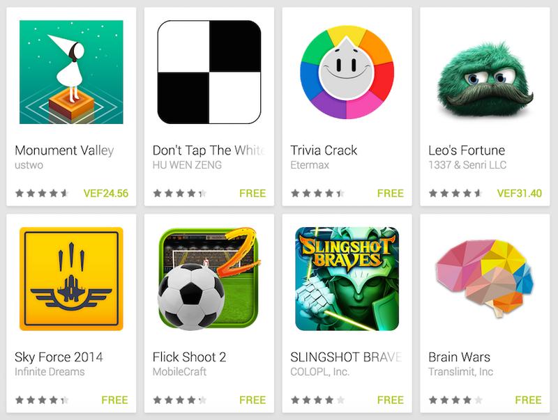 Illustration for article titled Estos son los mejores juegos del año en Google Play